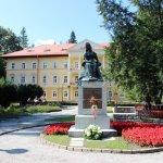 Statue of Empress Elisabeth