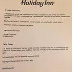 Holiday Inn Helsinki Exhibition & Convention Center Foto
