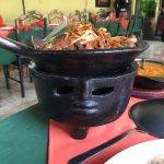 shiro in Lucy restaurant