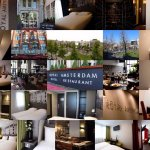 Royal Amsterdam - collage