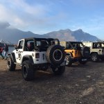 2017 Jeep Tour, 50 people, Hout Bay