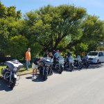 2016 Harley Tour, Route 62  (600km)