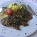 Itırh Bitkilerle Dinlendirilmiş Dana Kebabı