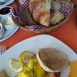 Eggs Royal for Breakfast