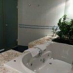 Baño de habitación superior
