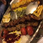 Photo de Aali Ghapou Restaurant
