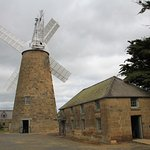 CAllington MIll and outbuilding