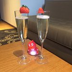 Hotel efforts for our anniversary