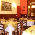 Interior of Kliko Restaurant