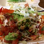 Salad Bowl takeaway - veggie