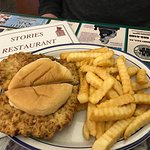 We came for the breaded tenderloin & homemade pie! It was worth the drive!!