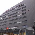Foto de Austria Trend Hotel Doppio Wien