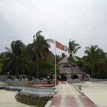 Photo de Nika Island Resort & Spa