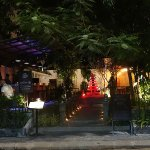 Solitaire Khmer Restaurant entrance