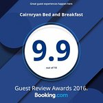 Guest Review Award Booking.com