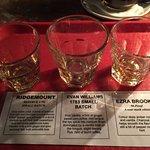 Bourbon Tastings