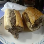 THE best Philly steak sandwich is ONLY at Mama's Pizzeria, Bala Cynwood PA ... YUM!