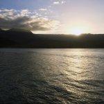 Hanalei Beach sunset
