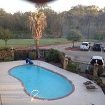 The pool at Hampton Inn & Sutie College Station