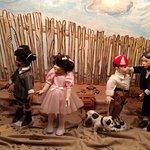 "Larger (18"") doll tableau - Little Rascals"