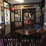 A warm welcome awaits at this historic pub
