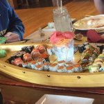 Awesome Sushi Boat