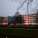 CP Amsterdam Schiphol - External view