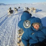Cozy, sunny, big smiles and frozen eyelashes! This is Inukpak Outfitting experience!