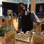 Island Pool Bartender Shamar