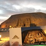 Abu Simbel Temple Complex Photo
