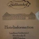 Billede af Landhaus Goeddertzhof