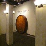 Testarossa Winery - Los Gatos - Historic barrel sign