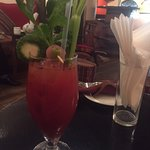bloody mary does the trick for brunch