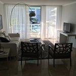 living room 2 bedroom suite