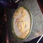 I Love U plate