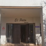 El Patio (serves great wings) and bar open until midnight