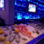 Bar and cold dishes