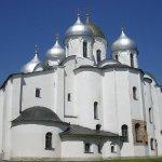St. Sophia Cathedral , Veliky Novgorod, Russia