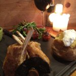 The Smoke House Killarney - Rack of Lamb - best ever