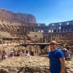 Me at the Coliseo