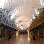 Aspeto geral da Biblioteca de Mafra