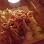 Calamari two ways