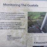 River info displays