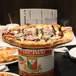 The Mad Hatter Pizza