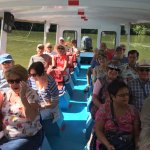 River cruise. Monkeys, sloths, Caymans, birds galore.