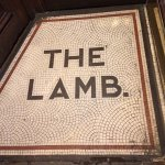 Entrance to The Lamb