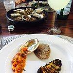 Abalone prepared 2 ways