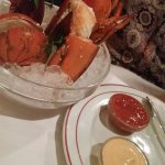 Cold Cracked Lobster Appetizer