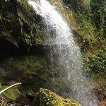 Top waterfall - Lost waterfalls, Boquete