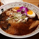 MISO BLACK - Miso Black is a reintroduction of our classic Miso ramen.